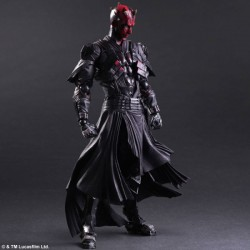 Among 50: DARTH MAUL STAR WARS - PlayArts. Promotion Check