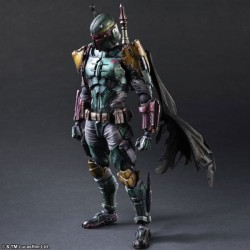 Among 100: BOBA FETT STAR WARS - PlayArts. Promotion Check