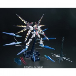 Entre 25: STRIKE FREEDOM FULL BURSTMODE - MG Gundam 1/100. Cheque Promoción