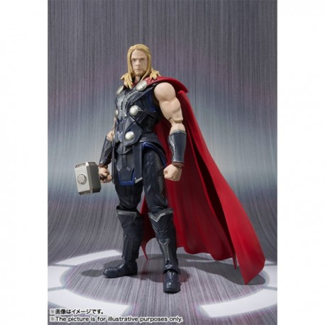 THOR - The Avengers - SH Figuarts. Promotion Check