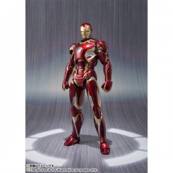 IRON MAN MARK 45 - The Avengers - SH Figuarts. Promotion Check