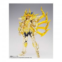 DEATHMASK CANCER SOUL OF GOLD - Myth Cloth EX - Saint Seiya