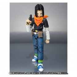 C17 - Dragon Ball - SH Figuarts - Bandai