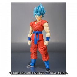 GOKU GOD - Dragon Ball - SH Figuarts