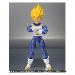 VEGETA SUPER SAIYAN - Dragon Ball - SH Figuarts - Bandai