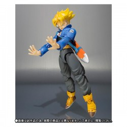 TRUNKS SUPER SAIYAN - Dragon Ball - SH Figuarts - Bandai