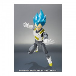 VEGETA DIOS SUPER SAIYAN - Dragon Ball - SH Figuarts - Bandai