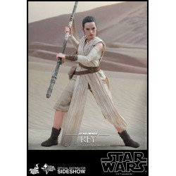REY- Star Wars - Hot Toys