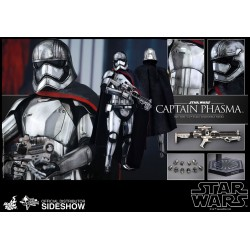 Captain Phasma - Star Wars - Hot Toys