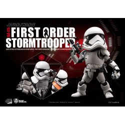 Star Wars Episode VII Egg Attack Figura First Order Stormtrooper 15 cm