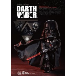 Star Wars Episodio VII Egg Attack Darth Vader 16 cm