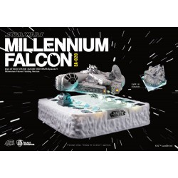 Star Wars Episodio VII Egg Attack Millennium Falcon Floating Ver. 14 cm