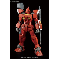 AMAZING RED WARRIOR - MG Gundam 1/100