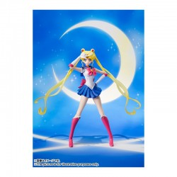 SAILOR MOON CRYSTAL - Sailor Moon - SH Figuarts - Bandai